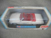 Rare Obsolete 1/18 1964 Ford Galaxy 500 Open White Made By Sunstar