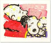 Tom Everhart Mello Jello Signed And Numbered Lithograph On Paper Coa