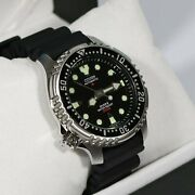 Citizen Promaster Sea Automatic Dive Black Dial Watch Ny0040-09ee