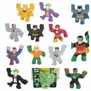 Heroes Of Goo Jit Zu Minis Dc 2021 Series 1 And Series 2 All Characters