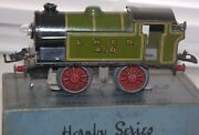 Hornby O Gauge Electric M3 Locomotive In Lner Railways Green Livery Boxed