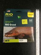 Rio Grand Premier Fly Line Wf7f Pale- Green/yellow - Freshwater Trout Series