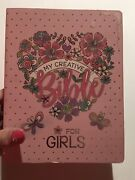 Esv My Creative Bible For Girls, Flexcover, Pink New But Flaws See Pictures
