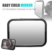 Baby Child View Mirror Car Seat Flexible Safety For Rear Facing Infant Clear New