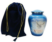 Adult Cremation Urn For Human Ashes Pigeon Fly To Heavenurn Pet Urns Funeralurns