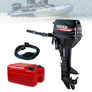 2 Stroke 12.0 Hp Outboard Motor Fishing Boat Engine W/ Cdi Water Cooling System
