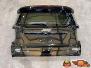 2018-2020 Jeep Renegade Rear Hatch Lift Gate Shell Complete Camera Oem 18 19 20