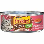 Purina Friskies Extra Gravy Canned Wet Cat Food - 24 5.5 Oz. Cans