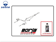 Borla Cat-back Exhaust Atak W/ss Cleaner For 16-18 Challenger R/t 140714