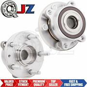 [frontx2] Wheel Hub For 2013-2019 Ford Taurus Awd-model W/ Performance Package