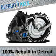 Rebuilt Transmission 6t45 6-speed Automatic For 15-17 Chevy Equinox Gmc Terrain