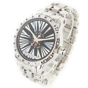 Free Shipping Pre-owned Gio Monaco One O One 101 Xxl Limited Automatic Winding