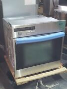 Miele 24 Speed Convection Wall Oven Clean Touch Steel H373-2b