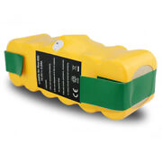 Extended Ni-mh 3500mah Battery For Roomba 500 550 Series 610 Series Rechargeable