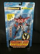 Mcfarlane Toys 1995 Rob Liefeld's Youngblood Ultra Action Figure Sentinel New