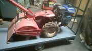 Gas Powertiller Cultivator By Yard Machinery Made In Usa
