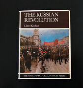 Russian Revolution - Wayland Pictorial Sources By Lionel Kochan 1971 Hc 128pp Uk