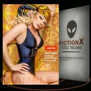 Pamela Anderson [ 2967-unc ] Fiction X Toxic Reload / Limited Edition Cards