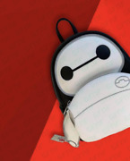 Disney Baymax Backpack Loungefly Exclusive Release 🚚 In Hand