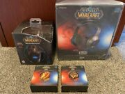 Steel Series Warcraft Wireless Mop Gaming Mouse With Wireless Headset