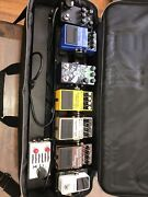 Guitar Effects Pedal [wired And Ready To Rock]