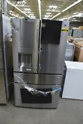 Ge Profileandtrade Pvd28bynfs 36 Stainless Steel French Door Refrigerator Nob 110340