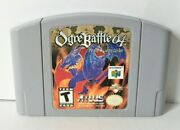 Ogre Battle 64 Out Of Stock