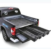 Decked Df4 Truck Bed Organizer 15-pres Ford F150 Aluminum 5 Ft 6 Inch