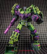 Toyworld Tw-c07a Transformers Constructor Devastator Set Of 6 Toy Deluxe Ver.