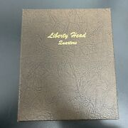 Liberty Head Quarters 1892-1916 | 68 Coins Nearly Complete Book