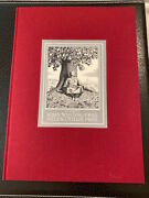 Rockwell Kent Friel 4 Bookplates 1/50 Special Copies A Fine Copy Of The Special