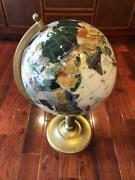 White Marble Globe Gorgeous And Beautiful Luxury Room Decorations Nm