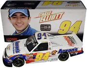 Autographed 2013 Chase Elliott 94 Aarons 1st Nascar Win Rare 1/24 Diecast Truck