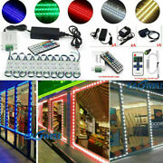 5050 5054 White/blue/red/rgb Module Lights Led Store Front Window Sign Lamp Kits