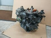 Suzuki 40 Hp Outboard Powerhead Dt40 2 Cylinder 2 Stroke 120 Psi Parts Or Repair