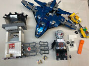 Lego Marvel Super Heroes 76051 Avengers Airport Battle Ant Man Large And Micro