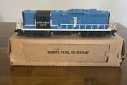 Vintage Lionel 2359 Boston And Maine Train Post War O Gauge With Box