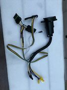 Reese 4-way Flat To 7-way Adapter Trailer Wiring Harness Towing Wire Connector