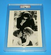 1980and039s The Kennedy Family Jackie Kennedy Type Ii Wide World Bandw Photo Psa
