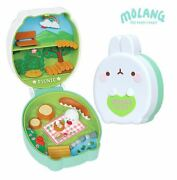 Molang The Happy Rabbit Bunny Pact Picnic Figure House Role Play