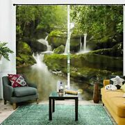 Looking Delivery Date 3d Curtain Blockout Photo Printing Curtains Drape Fabric