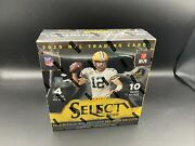 2020 Panini Select Football Factory Sealed Mega Box 40 Cards Red Prizm Die-cuts