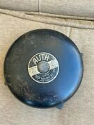 Vintage Black Auth Electric Bell No 1732