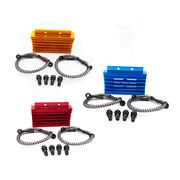Oil Cooler For 125cc 140cc 150cc Chinese Pit Dirt Bike Trail Motorcycle