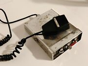 1974 Courier Traveller Ii Cb Radio - Good Cond. See Pics Looks Complete Untested
