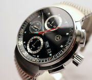 Mercedes Benz Classic 1000 Mille Miglia Car Accessory History Chronograph Watch