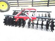 New Tennessee River Imp. Hd 8 Ft Disc Harrow- Free 1000 Mile Delivery From Ky