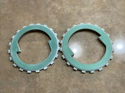 Ford 309 Planter Seed Plates 109787 Corn Med And Large Flat Long