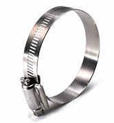 Jolly High Torque Sae Size 312 2-1/4 To 3-1/8 All 300 Ss Hose Clamp Jht300
