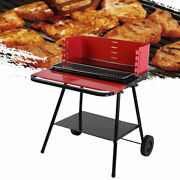 Bbq Grill Stainless Steel Barbecue Grill Rack Non‑stick Hamburger For Steak